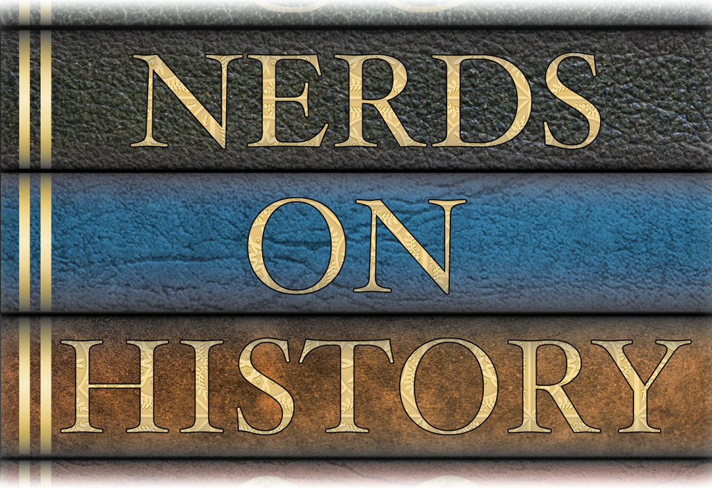 Nerds on History Logo Page Image
